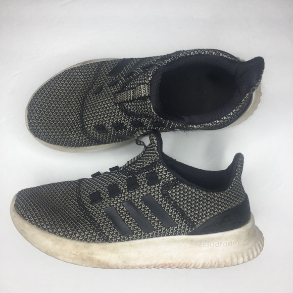 Adidas Cloudfoam Sneakers No Laces